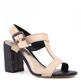 df65e8aa7 Sandalia De Salto Tamara - Sapatos no Mercado Livre Brasil