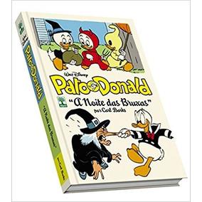 Disney Quadrinhos - Pato Donald Carl Barks A Noite Das Bruxa