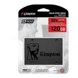 Disco Sólido Ssd Kingston A400 120gb 6gb/sg 2.5 - Xellers