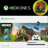 Xbox One S Edicion Fortnite 1tb