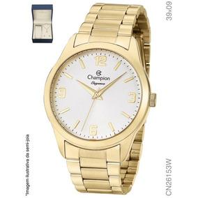 254cfd6c638 Relogio Champion Cn26153w - Relógios no Mercado Livre Brasil