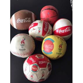 Mini Bola Coca Cola 1996 - Coleções e Comics no Mercado Livre Brasil 24be13c07d331
