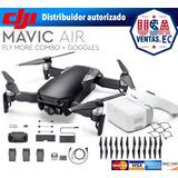 Dji Mavic Air - Combo Fly More + Dji Goggles
