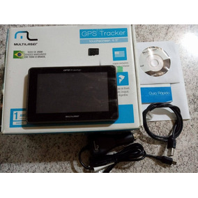 Gps Multilaser + Cartão Micro Sd De 16gb