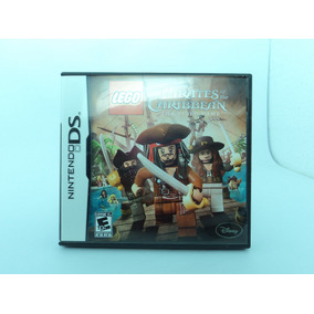 Lego Pirates Of The Caribbean The Vídeo Game - Nintendo Ds !