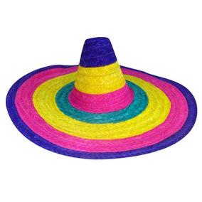 Sombrero Mexicano Cotillon - Cotillón Sombreros y Gorros en Mercado ... a9b3ee9f3c6