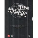 Terra Estrangeira - Dvd - Fernanda Torres - Walter Salles