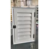 Porta Abrigo De Alumínio 60x40cm- Branca L25