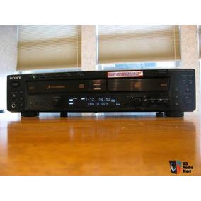 Sony Rcd-w50c 5-disc Cd Changer + 1 Cd-r/rw