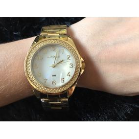 Relógio Lince Feminino Lrg4314l B2kx