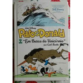 Pato Donald Por Carl Barks Em Busca Do Unicórnio Capa Dura
