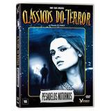 Dvd - Clássicos Do Terror - Pesadelos Noturnos Lacrado!!!