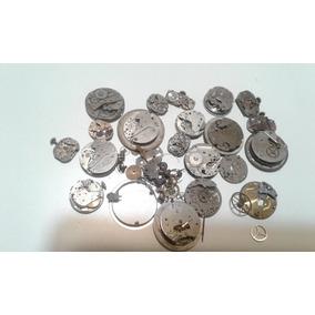 Relojeria Subasta De Repuestos Antiguos Lote D15