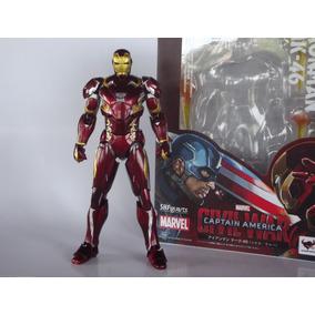 Iron Man Mark 46 S.h. Figuarts - Civil War