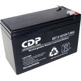 Cdp Ss7-12 Bateria Reemplazo Ups Lsb-12/7.2 12v 7ah