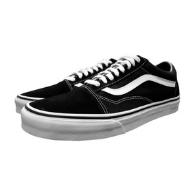 Tênis Vans Old Skool Black/white
