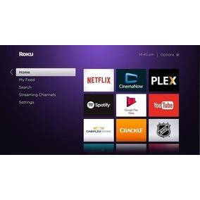 Roku Express. Convierte En Smartv Tu Televisor Convencional.
