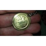 Medalla Tipo Moneda San Jorge Año 1931 De Bronce