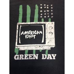Green Day - Camisa American Idiot Produto Oficial