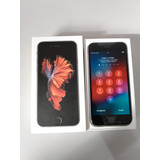 iPhone 6s Apple, Cinza Espacial, 32gb, 3d Touch