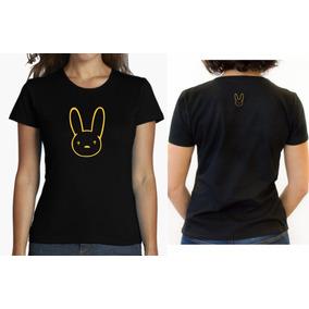 6817f3a6c5344 Playera De Bad Bunny Talla Xl - Playeras XL Algodón en Mercado Libre ...