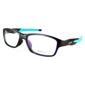 Armacao Feminina - Óculos Azul celeste no Mercado Livre Brasil c147be1a22