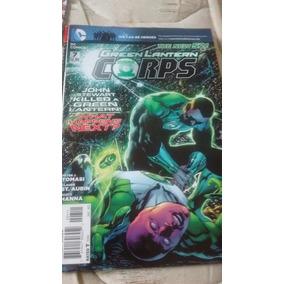 Green Lantern Corps N 07 The New 52! + Envio