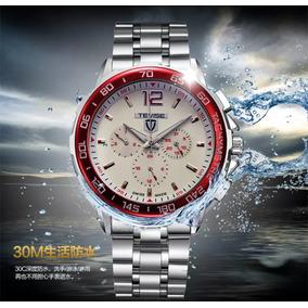 Relógio Tevise 395 Mecânico Automático Original + Brinde