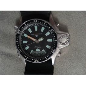 c819b19a9c4 Relogio Citizen Aqualand Serie Prata Usado - Relógio Citizen ...