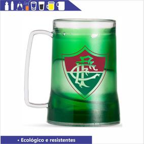 Caneca Fluminense Com Gel Congelante 350ml 129552363bd3c