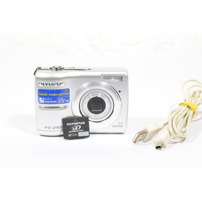 Camara Compacta Olympus Digital 7mpx Con Video Oferta (usada