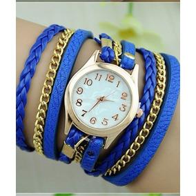 9b9a5273692 Relógio Feminino Pulseira Couro Lançamento 2017 Barato - Relógios De ...