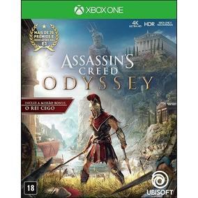 Jogo Assassins Creed Odyssey Edição Limitada- Xbox One