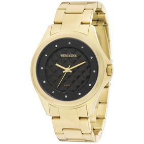 09fbbfb66c6 Relogio Technos Fashion Trend Dourado - Relógios no Mercado Livre Brasil