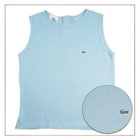 dae653156a69b Lacoste Regata Feminina - Camisetas e Blusas para Feminino no ...