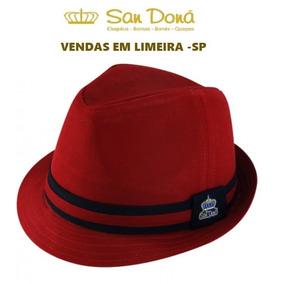 Chapéu Masculino Aba 4 Cm - Chapéus para Masculino no Mercado Livre ... 84926fc7841