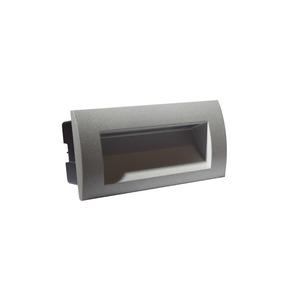 Lámpara Led 6w 3000k Empotrable Rectangular Luz Indirecta