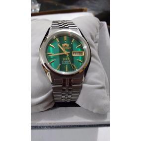 7a45760320f Relógio Orient Folheado A Ouro Automático - Relógios De Pulso no ...