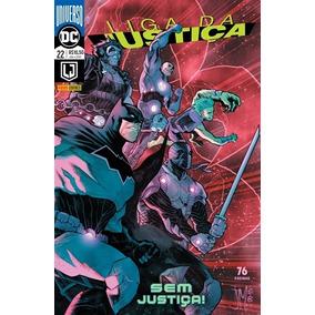 Gibi Liga Da Justiça Universo Dc 22