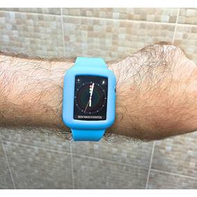 Pulseira Apple Watch 42 Mm Sport Azul
