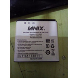 Bateria Perfecto Estado Lanix Lx11 1000mah
