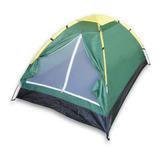 Barraca Camping Tenda Iglu 2 Pessoas Acampamento Praia Antar