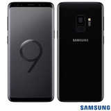 Smartphone Samsung Galaxy S9 Preto Tela 5,8 4g 128gb 12mp