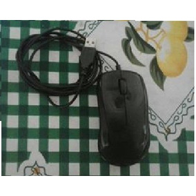 Mouse Omega Usb Óptico Funcional Y Excelente Estado