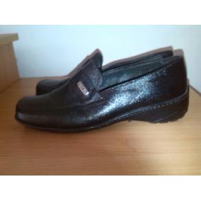 b3ae01de217 Zapatos Mocasines Dama Negros Talla 35