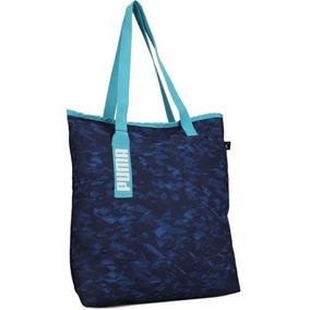 Bolsa De Mujer Puma 100% Originales Casual *oferta* Azul