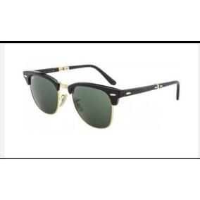 1de345eadd35b Ray Ban Clubmaster Dobravel - Óculos no Mercado Livre Brasil