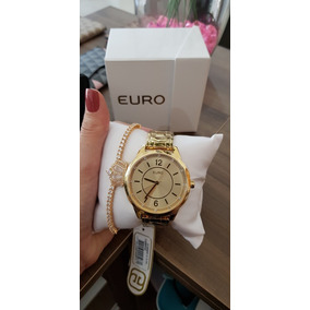ed4d2de7e5c31 Relógio Masculino Technos   Ricardo Eletro Euro - Relógios De Pulso ...