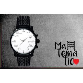 b24c0c12591 Relogio Pulso Matematica - Relógios De Pulso no Mercado Livre Brasil
