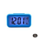Reloj Despertador Digital Multifuncional Sensor De Luz